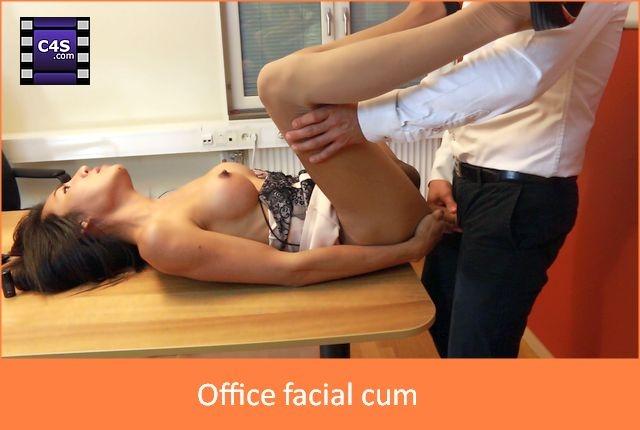Office facial cum